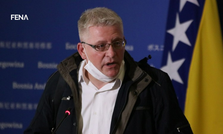 Begić: Sjednica Komisije iskorištena za brutalni politički obračun